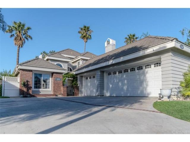 25906 Bellis Drive, Valencia, CA 91355 (#SR18144296) :: Paris and Connor MacIvor