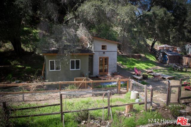 0 Happy Trails, Topanga, CA 90290 (#18355798) :: Lydia Gable Realty Group