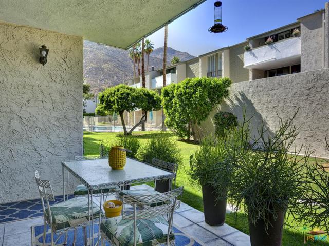 261 E La Verne Way F, Palm Springs, CA 92264 (#18355942PS) :: The Fineman Suarez Team