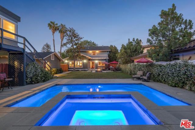 703 S Los Robles Avenue, Pasadena, CA 91106 (#18354314) :: Golden Palm Properties