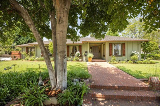 2051 E Woodlyn Road, Pasadena, CA 91104 (#818002968) :: Golden Palm Properties