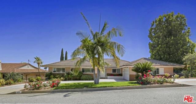 410 Meadows Drive, Glendale, CA 91202 (#18356018) :: Golden Palm Properties