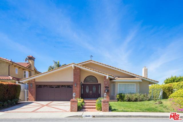 2843 Joaquin Drive, Burbank, CA 91504 (#18356430) :: Golden Palm Properties