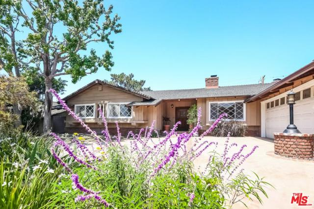 5121 S Sherbourne Drive, Los Angeles (City), CA 90056 (#18354370) :: Fred Howard Real Estate Team