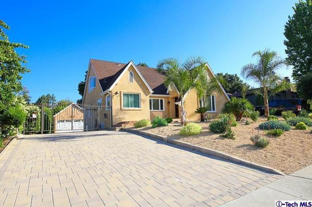 2417 E Glenoaks Boulevard, Glendale, CA 91206 (#318002392) :: The Real Estate Offices of Talbot and Watson
