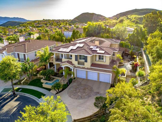 3369 Essex Junction Court Court, Thousand Oaks, CA 91362 (#218007594) :: Golden Palm Properties
