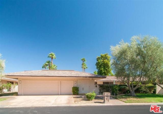 47 Cornell Drive, Rancho Mirage, CA 92270 (#18355986) :: The Real Estate Offices of Talbot and Watson