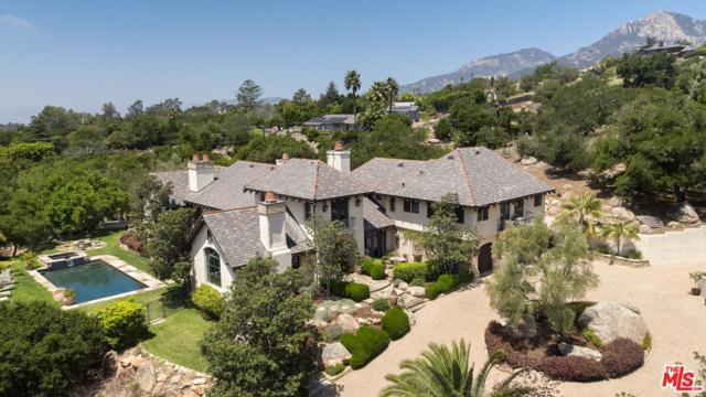 1520 Las Canoas Road, Santa Barbara, CA 93105 (#18356634) :: Golden Palm Properties