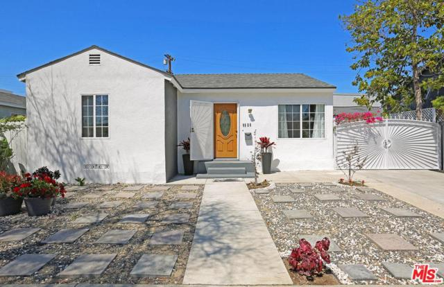 8525 Hargis Street, Los Angeles (City), CA 90034 (#18356786) :: Paris and Connor MacIvor