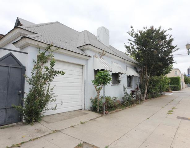 6434 Lexington Avenue, Los Angeles (City), CA 90038 (#318002434) :: The Fineman Suarez Team