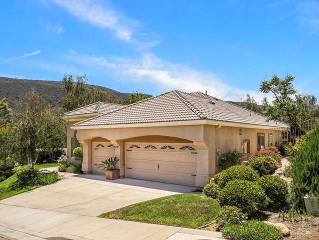 2593 Autumn Ridge Drive, Thousand Oaks, CA 91362 (#218007625) :: Golden Palm Properties