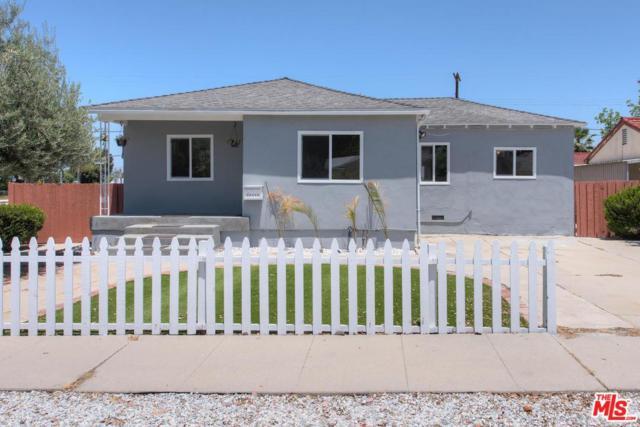 17659 Bullock Street, Encino, CA 91316 (#18356800) :: Golden Palm Properties