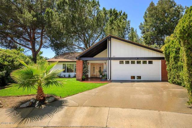 4119 Gadshill Lane, Agoura Hills, CA 91301 (#218007631) :: Golden Palm Properties