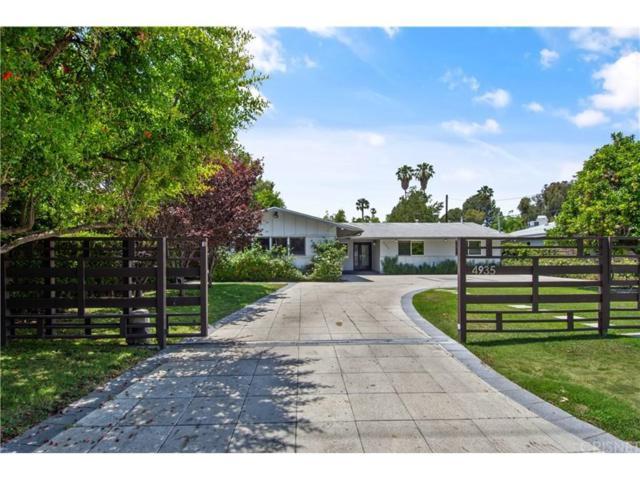 4935 Gaviota Avenue, Encino, CA 91436 (#SR18141918) :: Golden Palm Properties