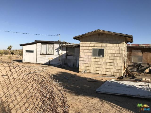 1580 Balsa Avenue, Yucca Valley, CA 92284 (#18356884PS) :: Paris and Connor MacIvor