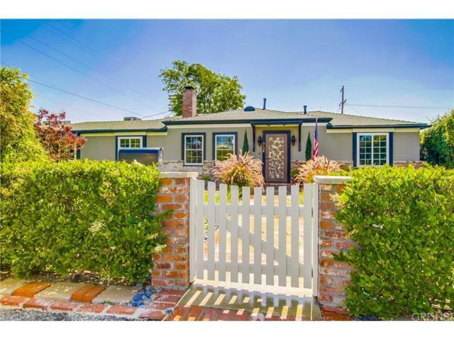 5138 Auckland Avenue, Toluca Lake, CA 91601 (#SR18147387) :: Golden Palm Properties