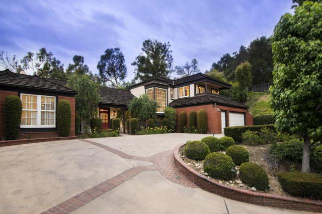 1205 Patton Way, San Marino, CA 91108 (#818003023) :: Golden Palm Properties