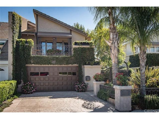 23318 Park Sorrento, Calabasas, CA 91302 (#SR18147568) :: DSCVR Properties - Keller Williams