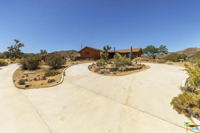 58928 Carmelita Circle, Yucca Valley, CA 92284 (#18354960PS) :: The Real Estate Offices of Talbot and Watson