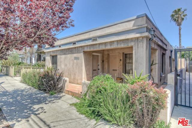208 Bicknell Avenue, Santa Monica, CA 90405 (#18356840) :: Golden Palm Properties