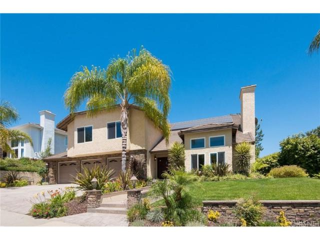 5844 Woodglen Drive, Agoura Hills, CA 91301 (#SR18135800) :: Golden Palm Properties