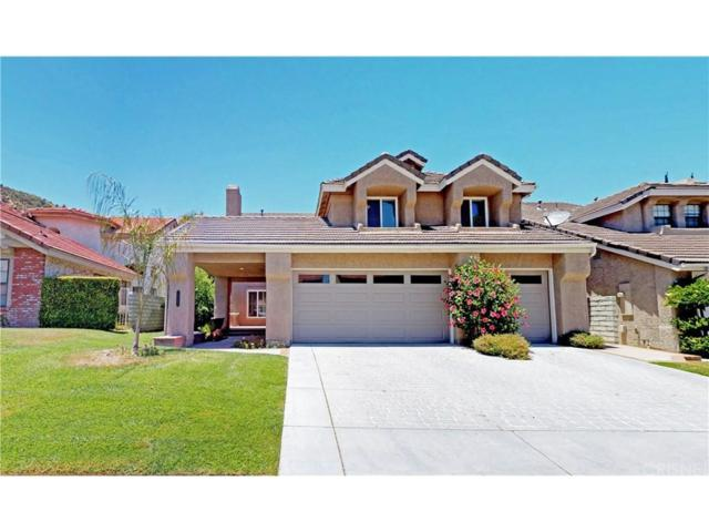 25309 Keats Lane, Stevenson Ranch, CA 91381 (#SR18147380) :: Paris and Connor MacIvor