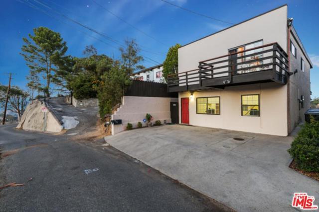8960 Crescent Drive, Los Angeles (City), CA 90046 (#18357108) :: Golden Palm Properties