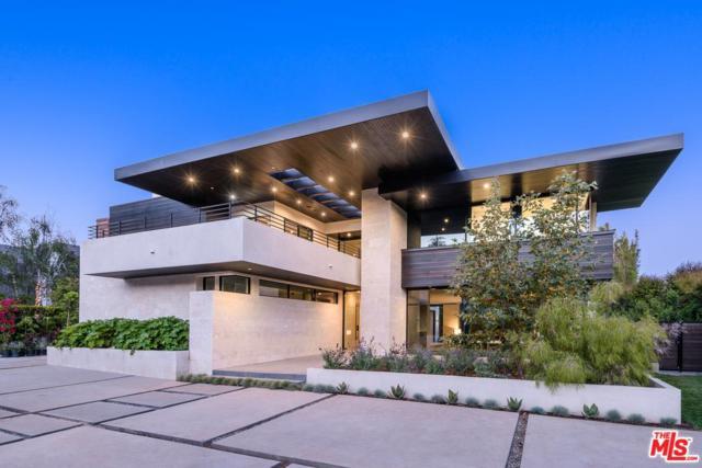 770 Amalfi Drive, Pacific Palisades, CA 90272 (#18357084) :: Golden Palm Properties