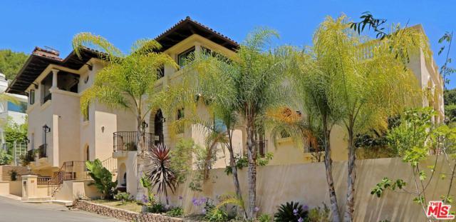 1244 Angelo Drive, Beverly Hills, CA 90210 (#18355130) :: Golden Palm Properties