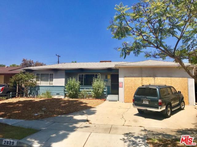 2629 S 31ST Street, Santa Monica, CA 90405 (#18357180) :: Golden Palm Properties