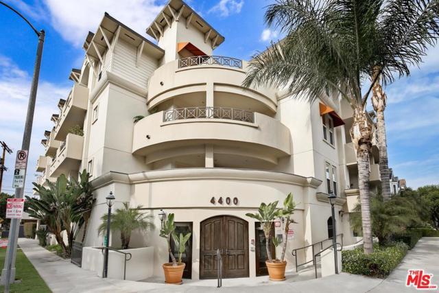 4400 Cartwright Avenue #303, Toluca Lake, CA 91602 (#18357258) :: Golden Palm Properties