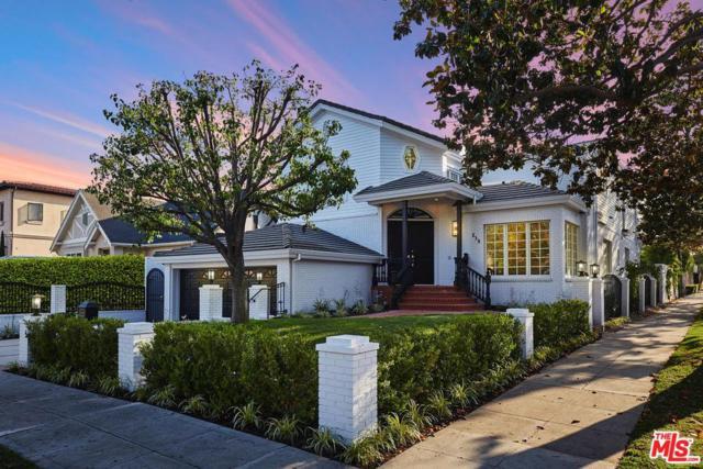 219 N Oakhurst Drive, Beverly Hills, CA 90210 (#18355910) :: Golden Palm Properties