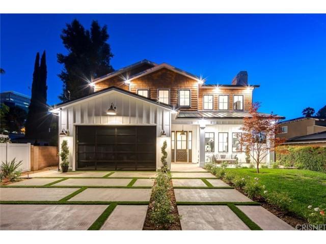 4811 Densmore Avenue, Encino, CA 91436 (#SR18127397) :: Golden Palm Properties