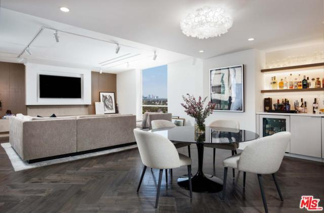 1100 Alta Loma Road #1404, West Hollywood, CA 90069 (#18355878) :: Golden Palm Properties