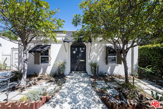 8980 Lloyd Place, West Hollywood, CA 90069 (#18356372) :: Golden Palm Properties