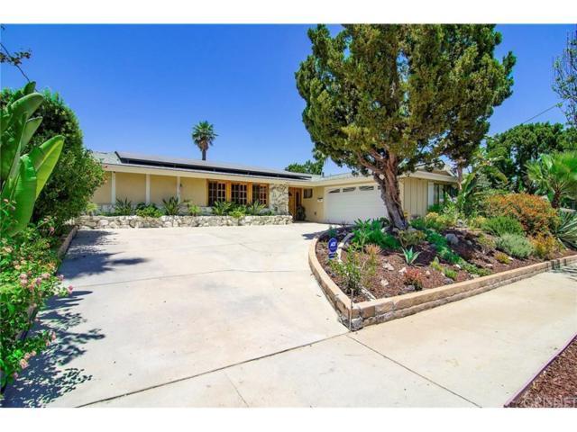5825 Kelvin Avenue, Woodland Hills, CA 91367 (#SR18145411) :: Golden Palm Properties