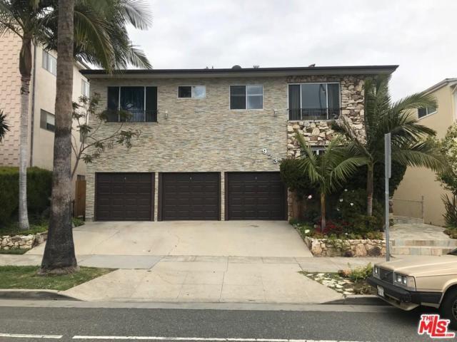 923 6TH Street, Santa Monica, CA 90403 (#18357598) :: Golden Palm Properties