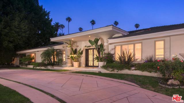 716 N Beverly Drive, Beverly Hills, CA 90210 (#18357580) :: Golden Palm Properties