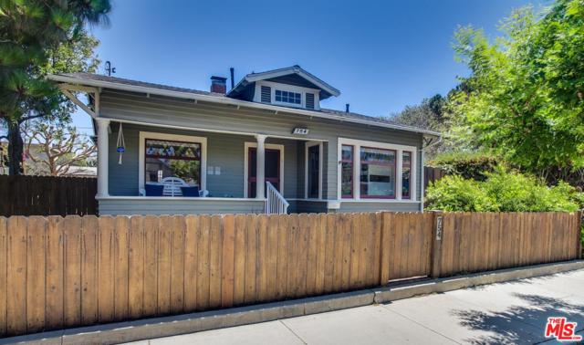 754 Ozone Street, Santa Monica, CA 90405 (#18356736) :: Golden Palm Properties