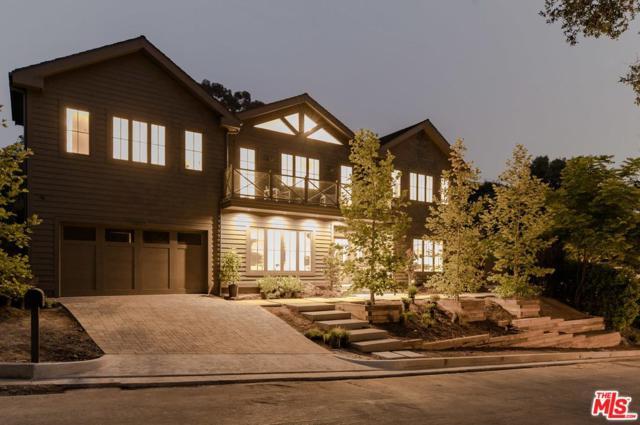 1034 Maroney Lane, Pacific Palisades, CA 90272 (#18357578) :: Golden Palm Properties