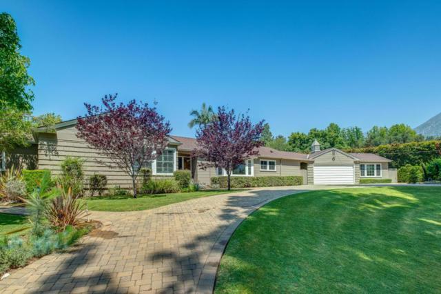 1253 Sierra Madre Villa Avenue, Pasadena, CA 91107 (#818003060) :: Golden Palm Properties