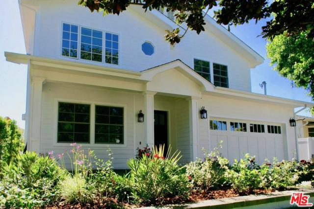 373 N Las Casas Avenue, Pacific Palisades, CA 90272 (#18357700) :: Golden Palm Properties