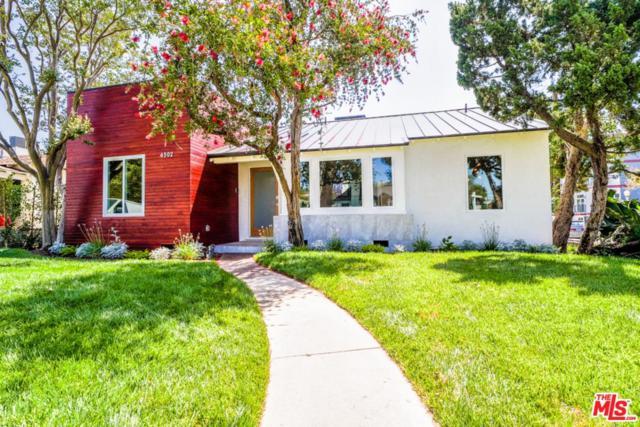 4502 Kraft Avenue, Studio City, CA 91602 (#18353314) :: Golden Palm Properties
