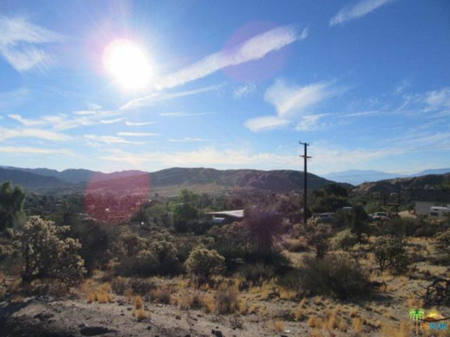 0 Vista Drive, Morongo Valley, CA 92256 (#18357826PS) :: The Fineman Suarez Team