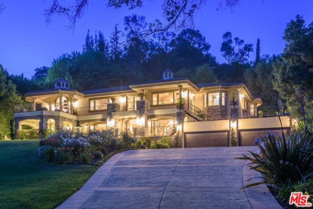 11947 Iredell Street, Studio City, CA 91604 (#18357270) :: Golden Palm Properties
