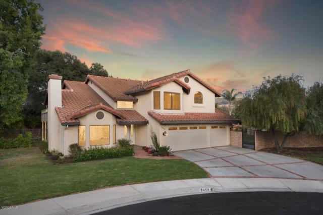 2458 Chaucer Place, Thousand Oaks, CA 91362 (#218007765) :: Golden Palm Properties