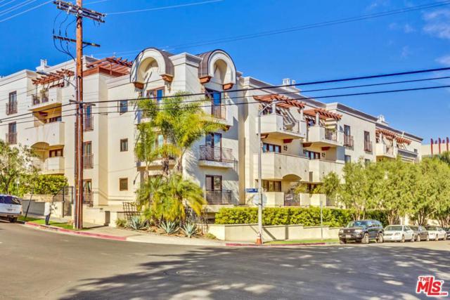 11863 Darlington Avenue #309, Los Angeles (City), CA 90049 (#18356954) :: Golden Palm Properties