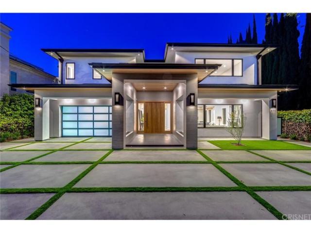 5104 Woodley Avenue, Encino, CA 91436 (#SR18138502) :: Golden Palm Properties