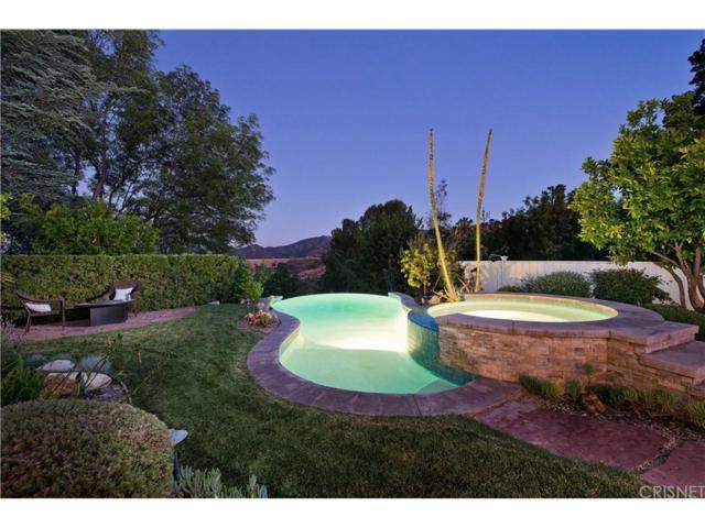 4354 Coronet Drive, Encino, CA 91316 (#SR18149668) :: Golden Palm Properties