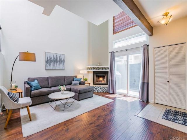 6323 Reseda Boulevard #13, Tarzana, CA 91335 (#SR18145771) :: Golden Palm Properties